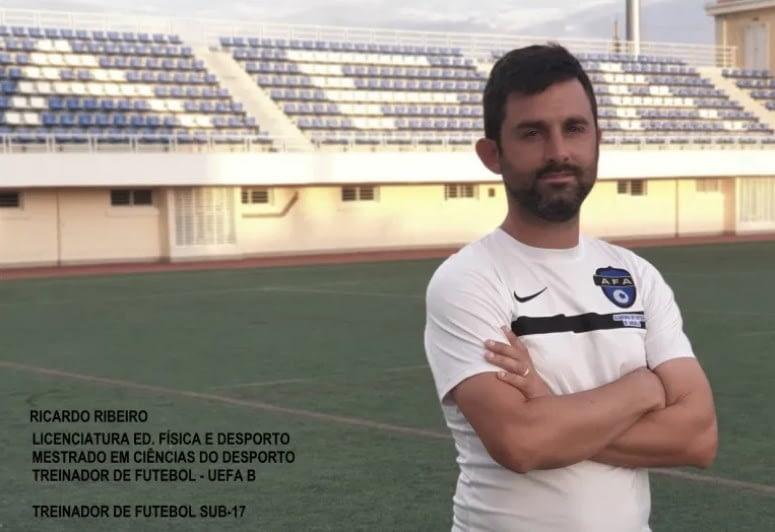 Ricardo Ribeiro, entrenador de AFA Angola