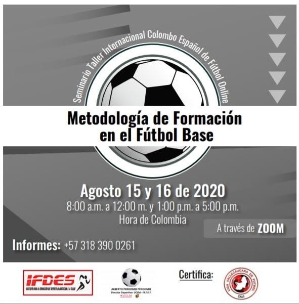 Metodología en el Fútbol Base