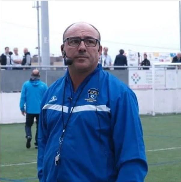 Toni Cortés y la conservación de balón